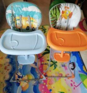 Стульчики для кормления малышей, цена за один стул