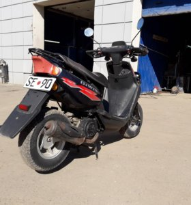 Пролам скутер 150 кубов