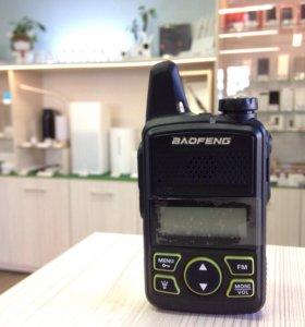 Рация Baofeng BF-T1 | 400-470 МГц | microUSB