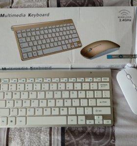 Беспроводная клавиатура+мышь