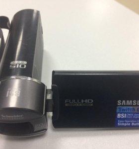 Видеокамера Samsung q10