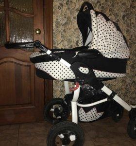 Детская коляска, ходунки, качели