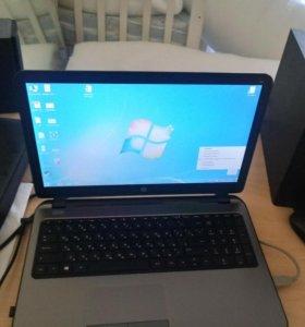 Ультрабук HP g3 4 ядра 4 лига