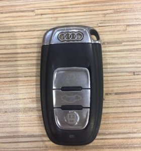 🔑 ключ оригинал Audi A5