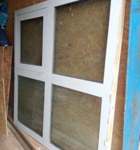 Бронированное окно б/у