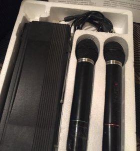 Беспроводные микрофоны\ караоке