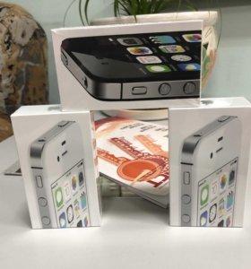 iPhone 4s 16 GB BLACK & WHITE
