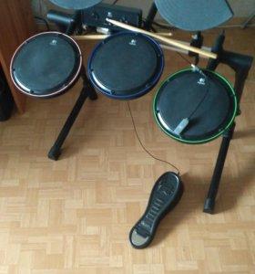 барабаны GuitarHero(Logitech) для PS3
