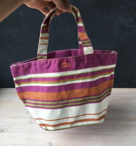 Новая летняя пляжна сумка Esprit