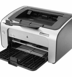 Принтер HP LJ 1006