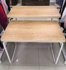 Столы для выкладки товара