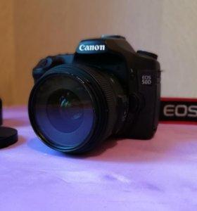 Canon eos 50 d + Sigma 30mm 1.4 art