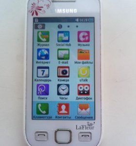 Телефон Samsung Wave525 GT-S5250