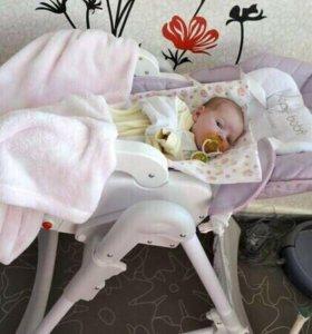 Стульчик для кормления СТУЛ HAPPY BABY