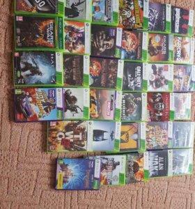 Продам Диски для Диски Xbox 360 34 диска