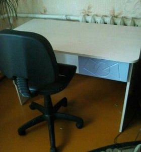 Школьный стол+ стул