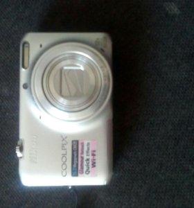 Фотоаппарат никон s 6500