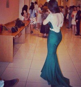 Платье вечернее Tarik Ediz