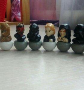 Фигурки Звёздные войны