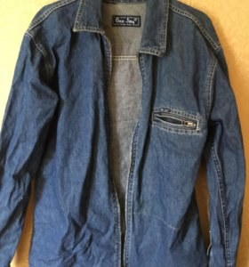 Куртка джинсовая р 46-48
