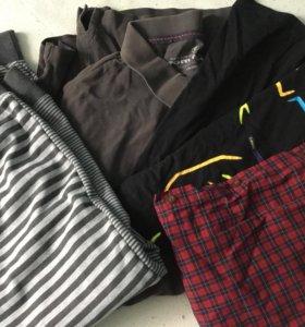 Мужские рубашки, поло, кофты