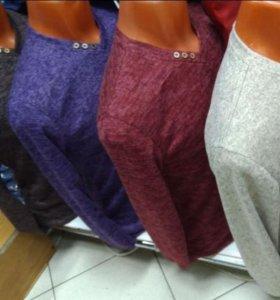 Кофта фиолетовая мужская, новая