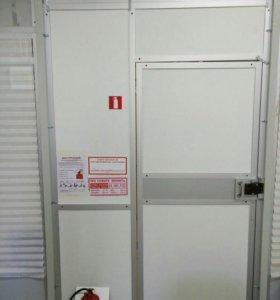 Двери вместо рольставен