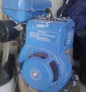 Двигатель бензиновый для мотоблока Нева мб-2