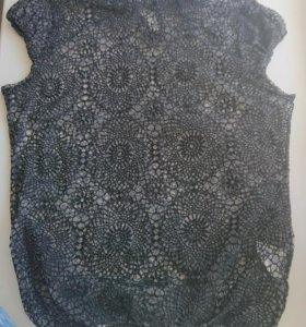 Кружевная блуза (Турция), размер от 40 до 44