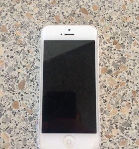 Айфон 5 16гб
