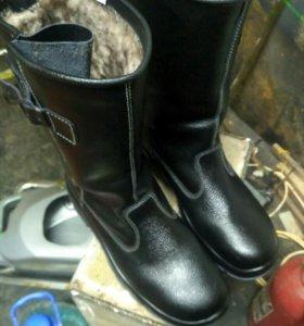 Зимни сапоги (спец обувь)