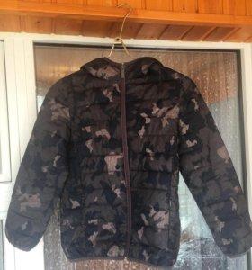 Куртка на подростка ZARA