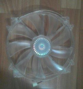 Вентиляторы корпусные для пк 120, 180, 200 мм