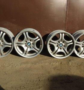 Диски 17R BMW 68 стиль на е36 е46 е34 е39