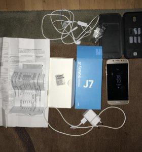 Samsung j7 с доп страховкой