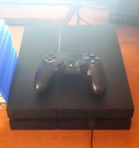 Sony PS4 + игры