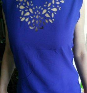 Блузка женская летная новая (топ, футболка)