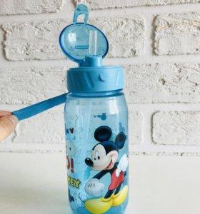Поильник бутылочка детская НОВАЯ