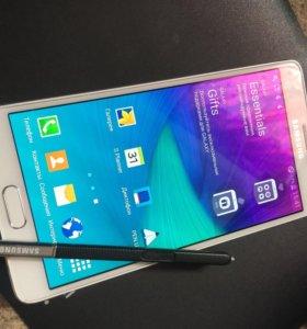 Смартфон Samsung Note 4 (не видит сим) 32 Gb