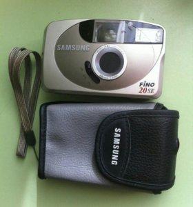 Плёночный фотоаппарат Samsung Fino 20se