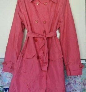 Новый плащ-пальто, 42-44-46