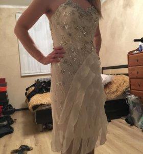 Вечернее/свадебное платье от Terani coutur США