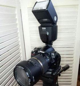 Nikon 3100,объектив tamron sp af 28-75mm f/2.8