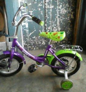 Велосипед от 2 до 5 лет!