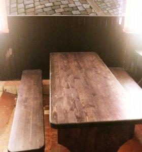 Продаю столы,скамейки.
