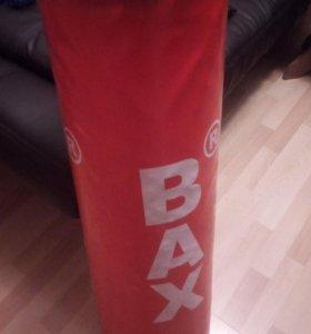 Боксёрская груша BAX+перчатки