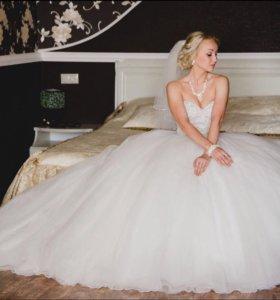 Свадебное платье от La Sposa Alicia Cruz + подарки