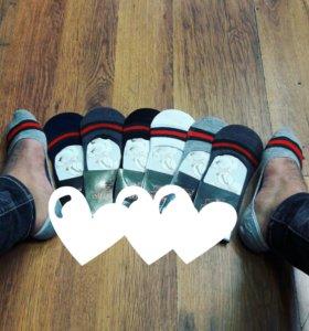 Новые -Мужские следки  🧦 40-45 размер