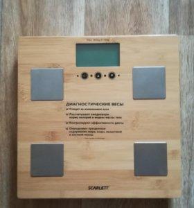 Весы scarlett sc-2216