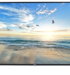 Новый 4K ultra HD Телевизор Haier LE49K6500U